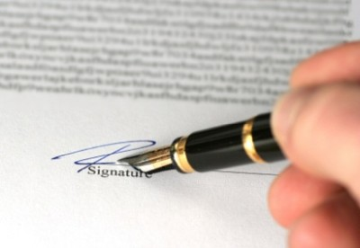 Many employment contracts include noncompete agreements that should be reviewed by your lawyer.